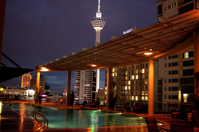 Pool - The Ascott Kuala Lumpur
