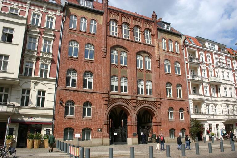 Rykestrasse Synagogue, Berlin ©Goruma