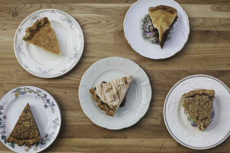 A Selection of Pies