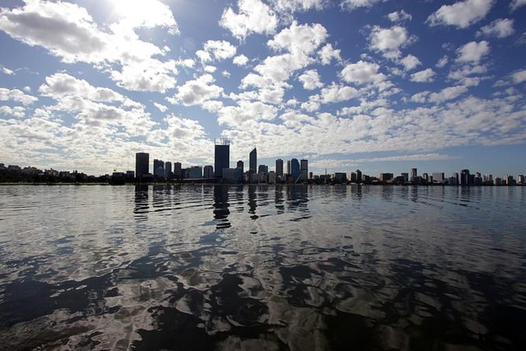 Swan River, Perth, Australia