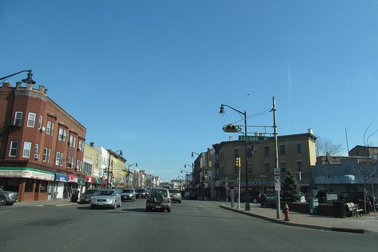 Downtown Elizabeth