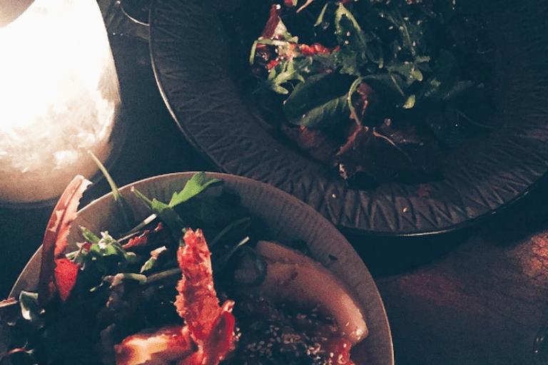 Sushi at DUDU