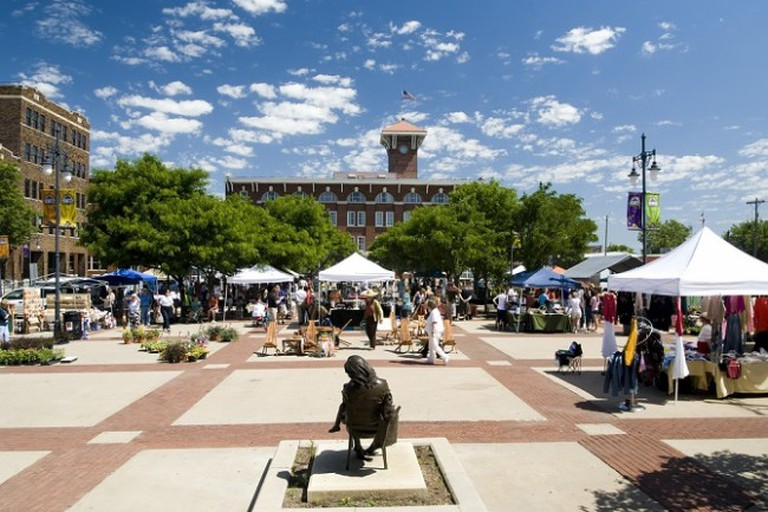 Wichita Old Town Market