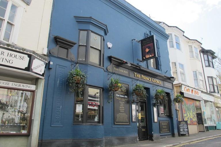 The Prince George Pub