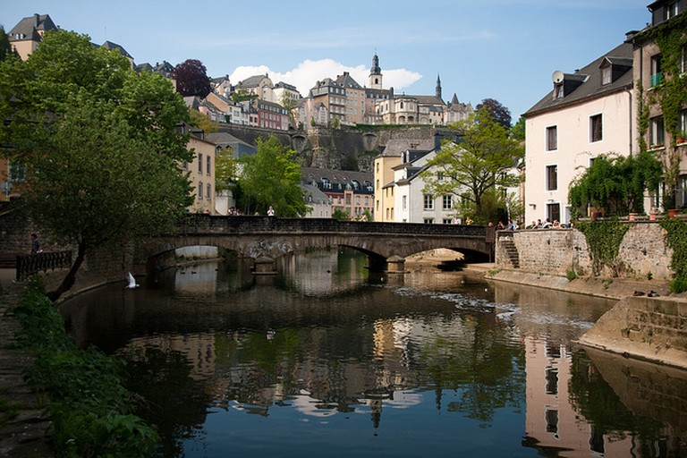 Clausen, Luxembourg