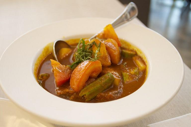 Peranakan Thai cuisine