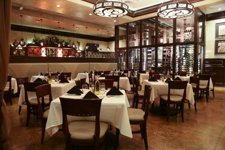 Agio's dining room