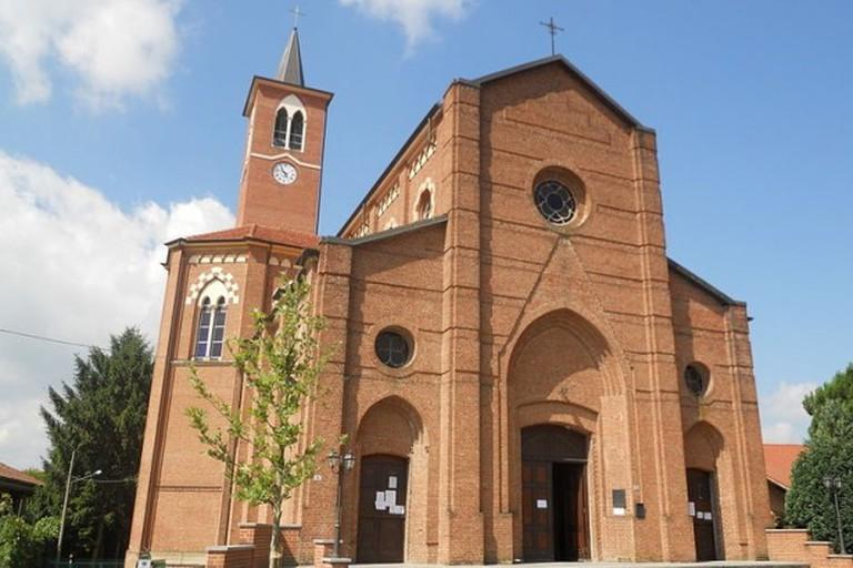 Chiesa Sacro Cuore di Gesù nella Piana