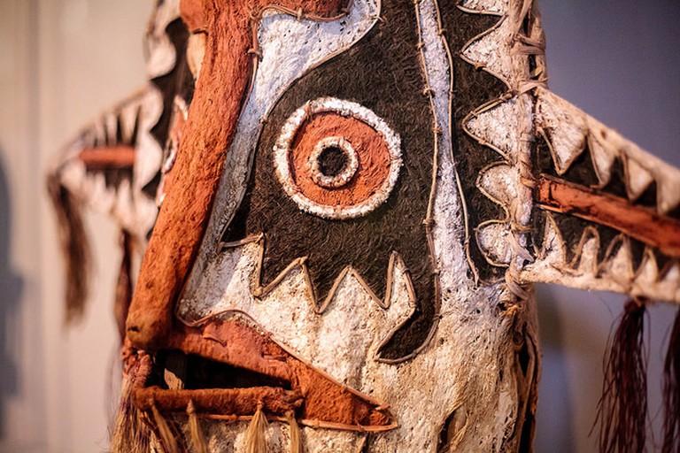 Papa New Guinea Mask