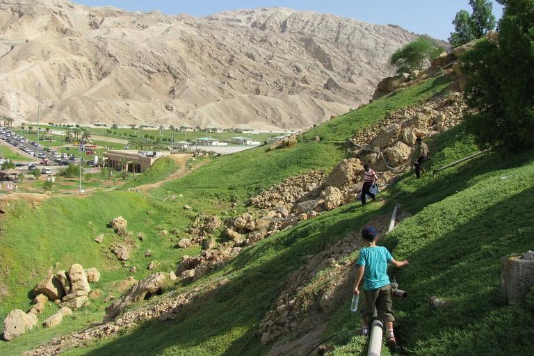 Slopes of Green Mubazzarh