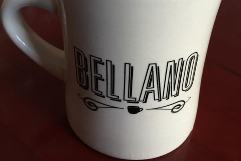 Bellano Coffee Mug at San Pedro Square Market