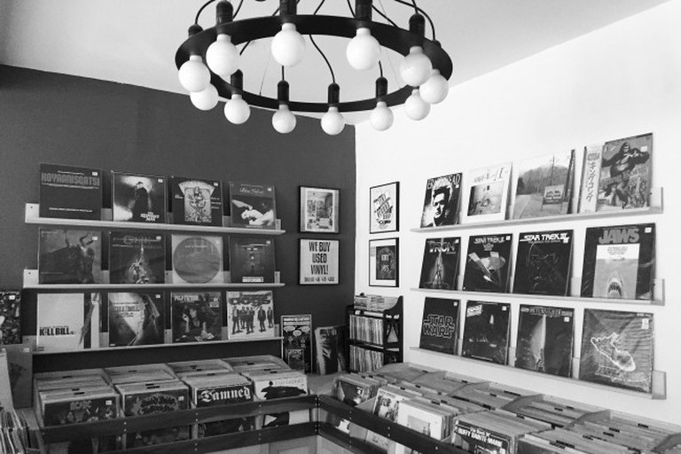Soundtrack Week at The Tiny Record Shop