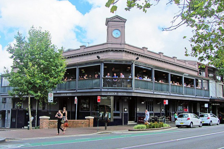 Clock Hotel, Surry Hills,