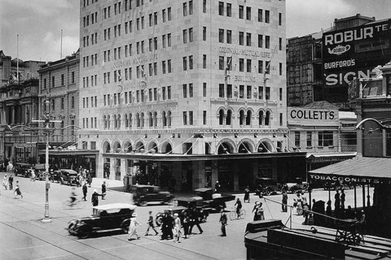 Colonial Mutual Life Building, Adelaide, 1935