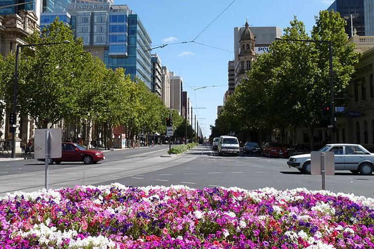 King William Street, Adelaide, South Australia