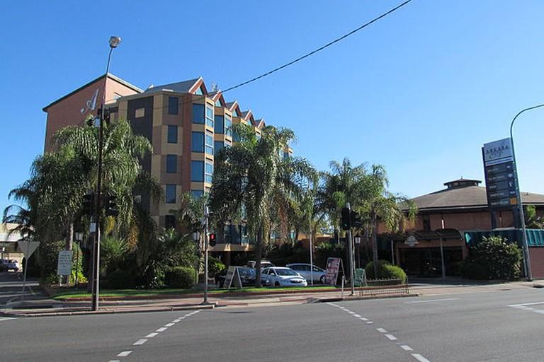 Arkaba Hotel, Fullarton, Adelaide.