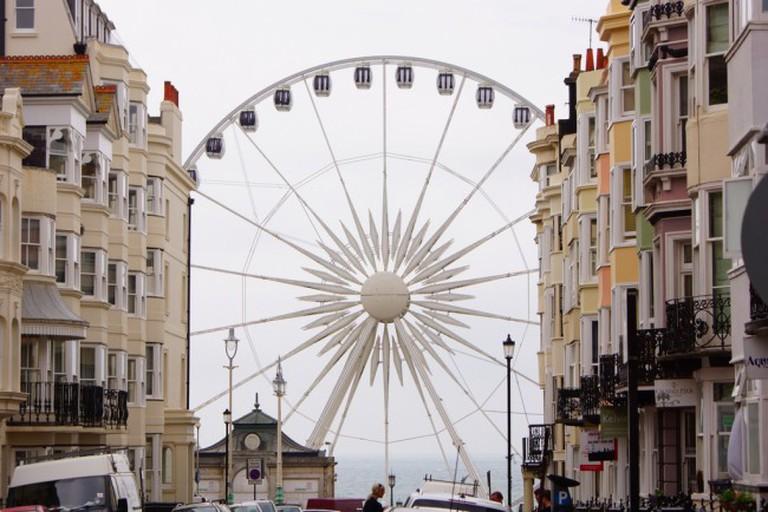 Kemp Town, Brighton, England