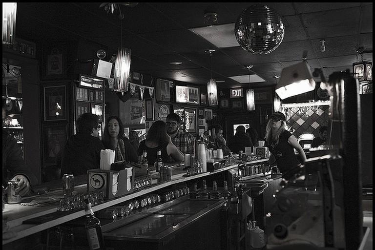 The Dive Bar, East Passyunk Avenue