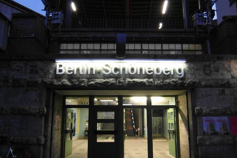 Berlin - S-Bahnhof Schöneberg