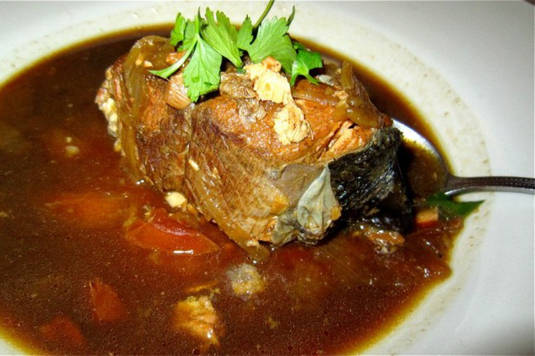 Red Pork Pot Roast