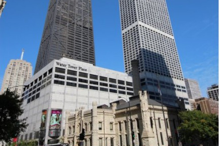 Water Tower Place & Mag Mile
