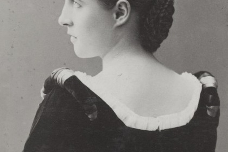 Actress Lille Langtry