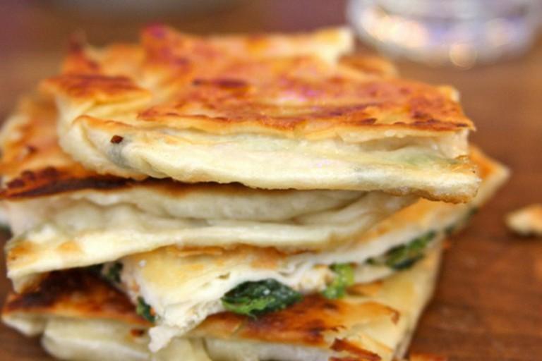 Cheese & Spinach gölzeme