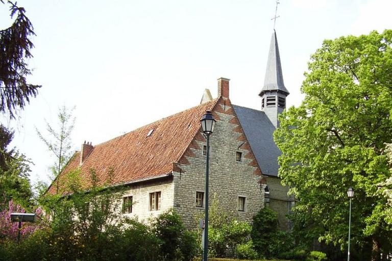 The Chapel of Marie La Misérable