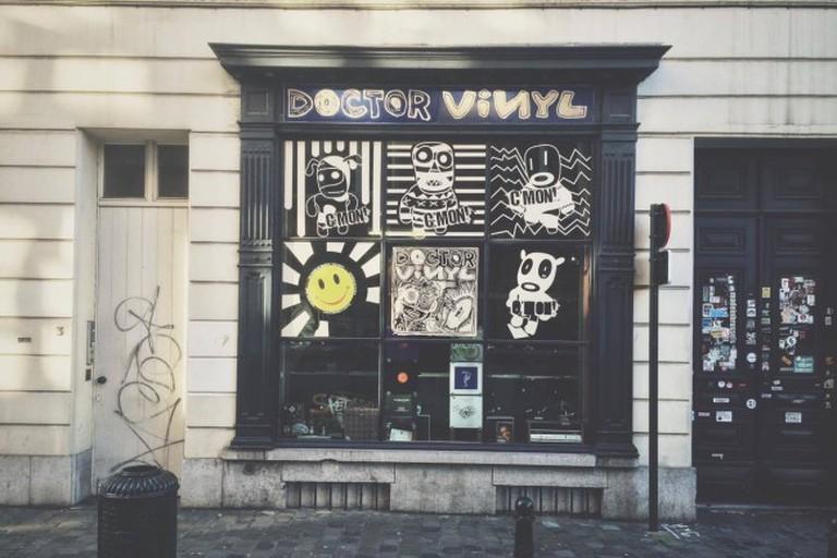 Doctor Vinyl