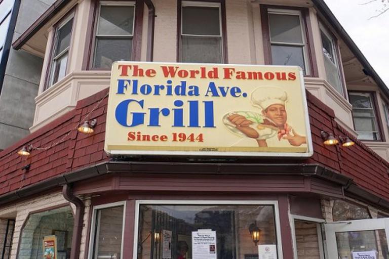 Florida Avenue Grill exterior