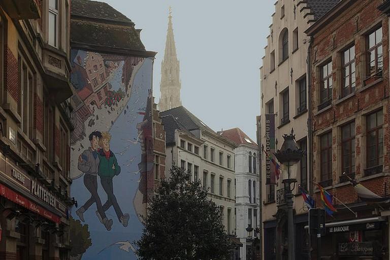 Rue du Marché au Charbon