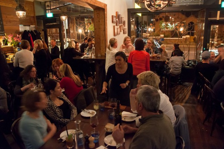 Tinto Tapas Restaurant and Wine Bar
