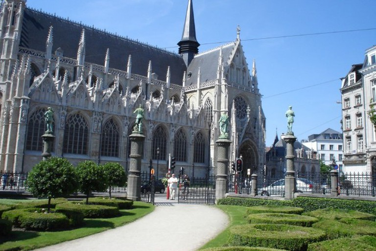 Our Blessed Lady of the Sablon Church in Brussels