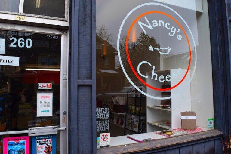Nancy's Cheese shop