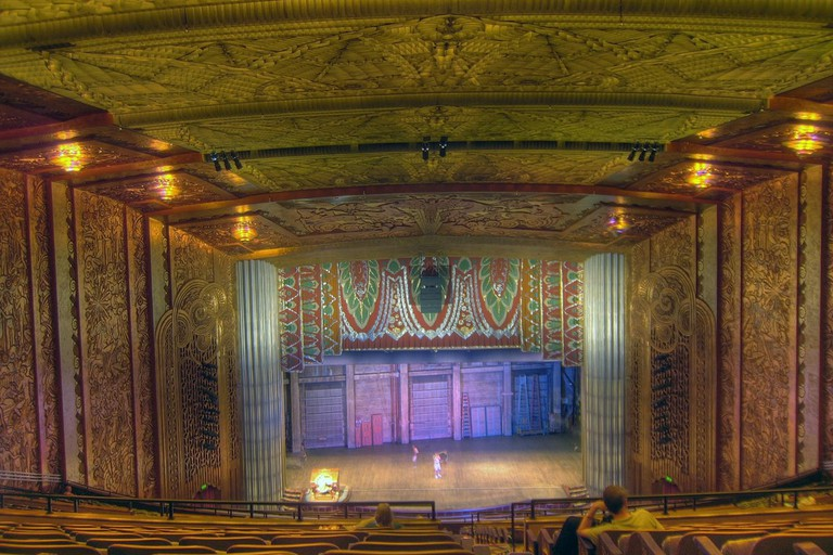 Paramount Theater of the Arts