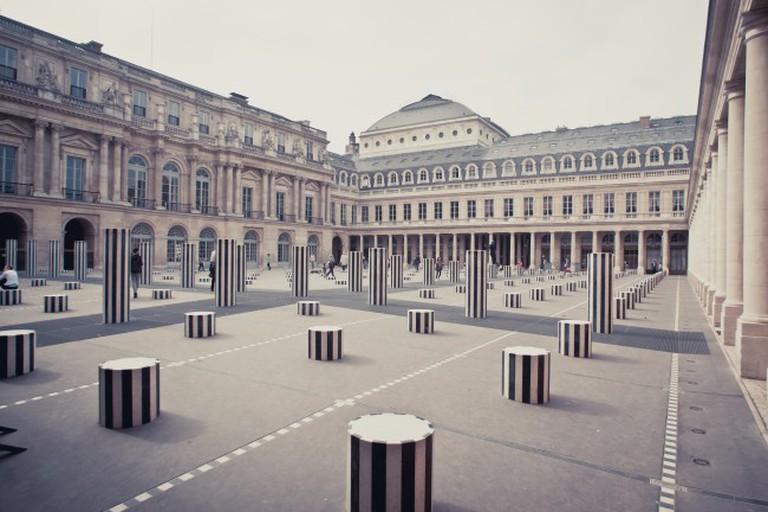 Cour d'Honneur, Palais Royal