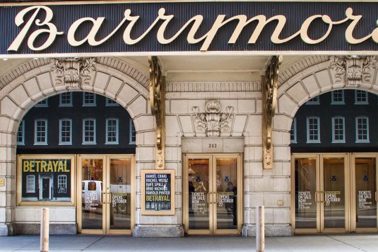 Betrayal at Barrymore