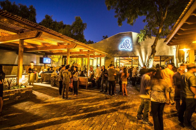 P2 Communal Bar and Lounge
