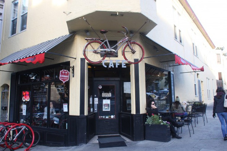 Velo Rouge Cafe