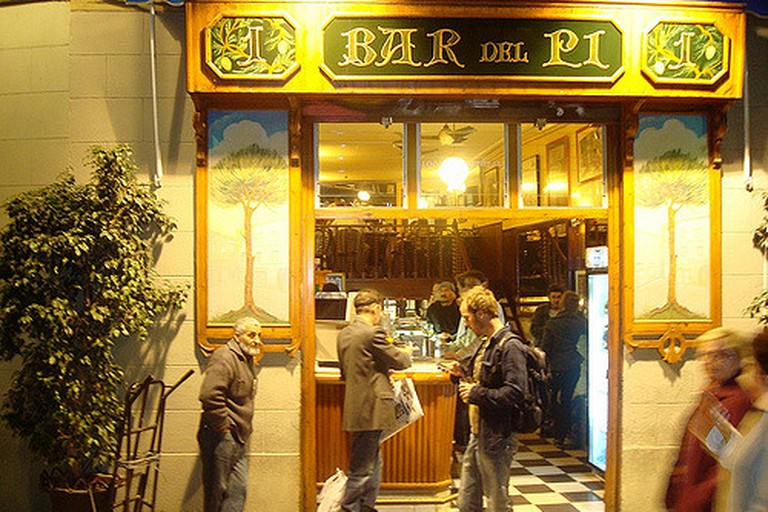 Bar del Pi, Barcelona