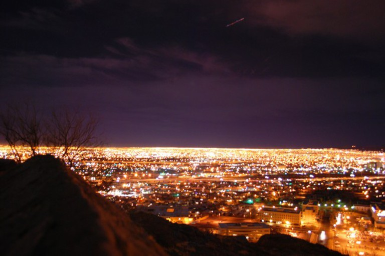 The University of Texas at El Paso, El Paso