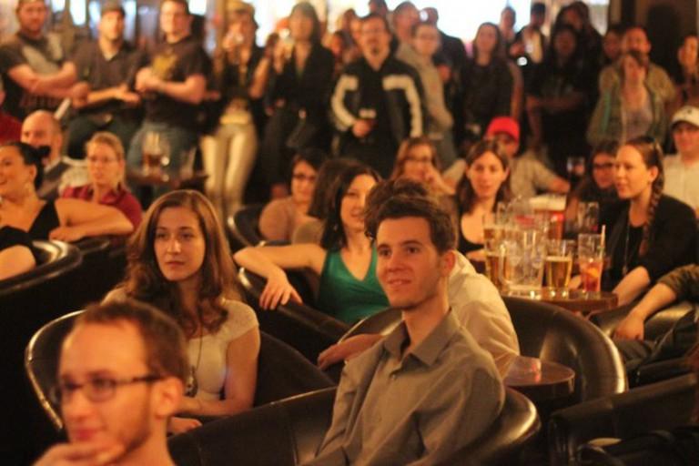 Comedy Bar, Toronto