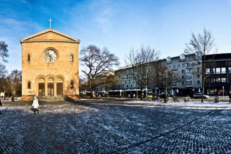 Alte Nazarethkirche