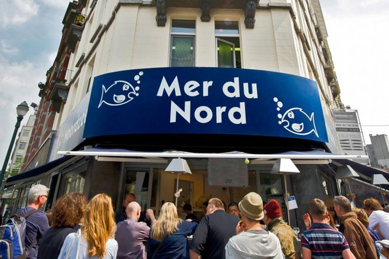 Noordzee/Mer du Nord