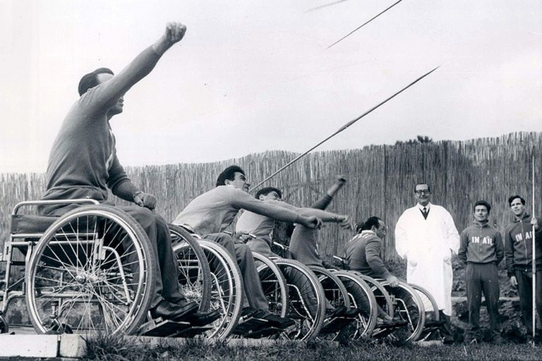 1960 Summer Paralympics