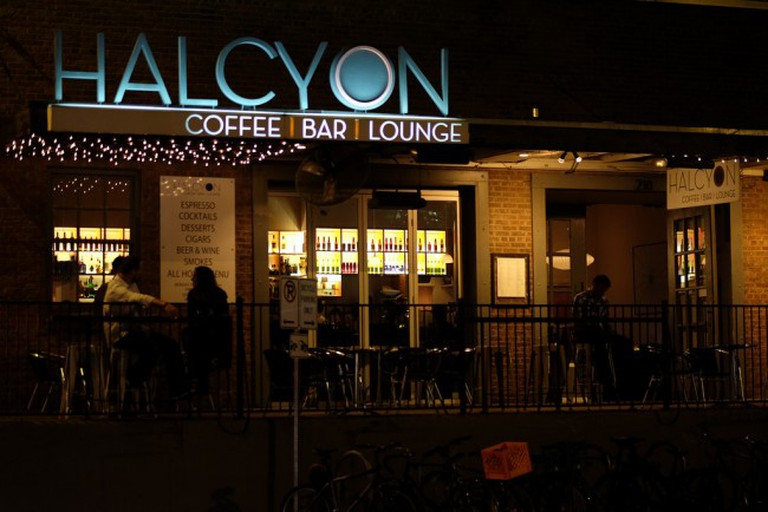 Halcyon, 218 W 4th Street