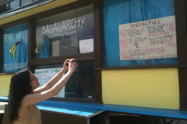 Bananarchy, West Live Oak Street