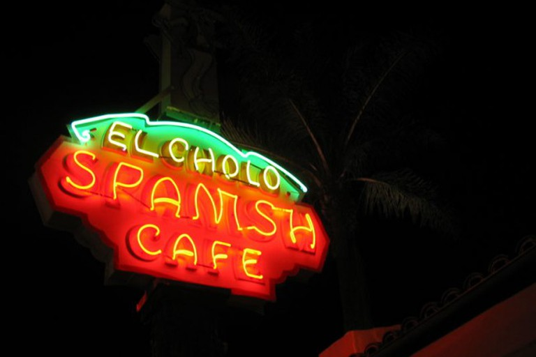 El Cholo - The Original on Western Avenue, Los Angeles