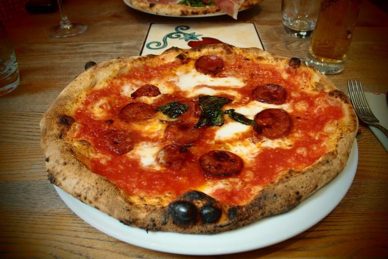 Antica Pizzeria, Chicago