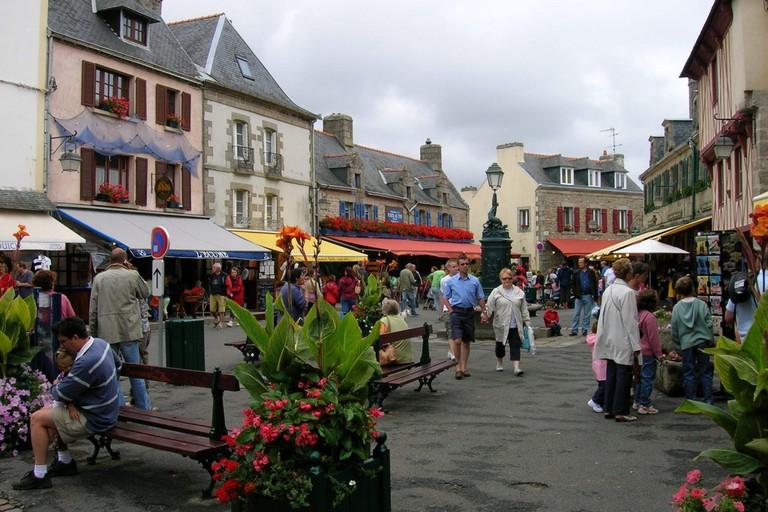 Concarneau Square